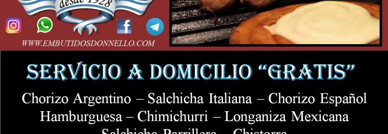 """Embutidos """"Don Nello"""""""
