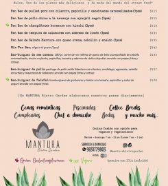 Restaurante Mantura Bistro Garden